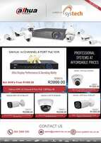 Crazy IP Camera and NVR CCTV Specials