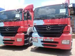 Mercedes Benz AXOR 1840 (Year-2010) at 3M