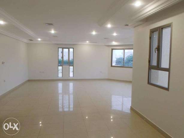 Brand new 4 bedroom floor in abu fatira.