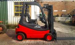 Used & Refurbished Forklifts from Under R70,000.00