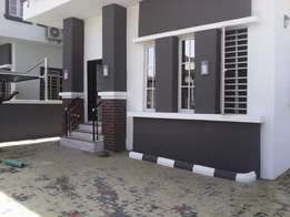 Beautifully Finished 5 Bedroom Duplex with 1-Room Boy's Quarters, in