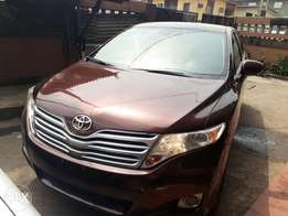 Toyota Venza 2010 upgraded to 2012