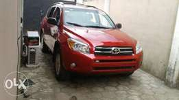 Fairly used abroad Toyota Rav4 2006 model (3 unit)