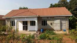 Nice house for sale in gayaza at 55m.