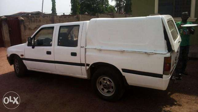 used but working fine isuzu truck for sale Osogbo - image 3
