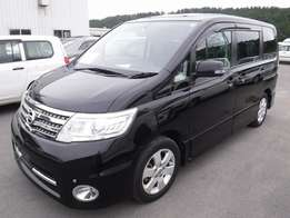 Nissan Serena highway star brand new car