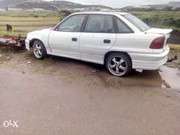 Opel astra 160ie