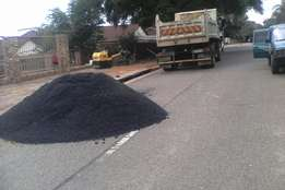 Industrial and Residential Tarring and paving