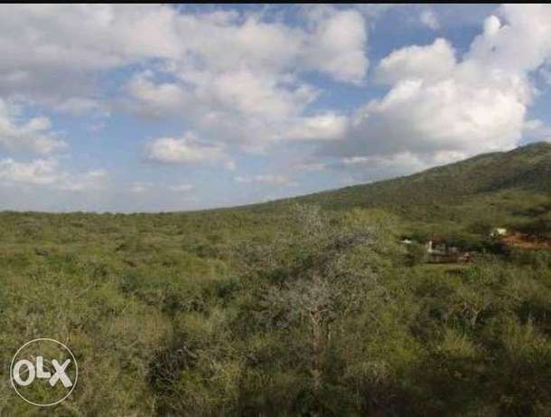 Land with limestone for sale 100ha Bissil - image 1