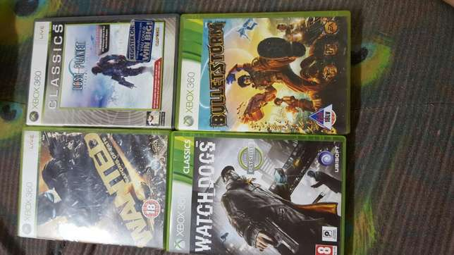 Xbox with games to sell. For cash. Christiana - image 7