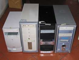 Im looking for old pc towers in working condition.