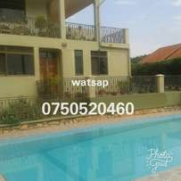 Bunga 2 bedrooms at 1m with swimming pool.