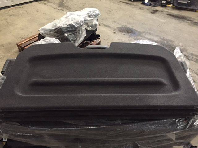 Volkswagen Rear parcel shelf  spare parts for  Caddy van