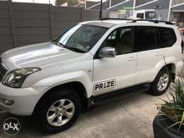 Toyota Prado 3.0 GX manual