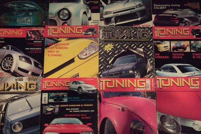 Niesamowite Auto Tuning Świat najlepszy magazyn o tuningu aut lat 2000. Lublin UG35