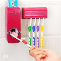 Royal classic toothpaste dispenser.