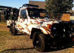 Catchy Camo Wraps - Vehicle Branding Innovation