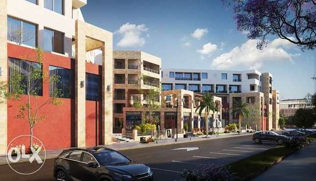 Sea View Studio For Sale at 1st Avenue South -ALHAMBRA -HUrghada