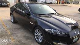 super neatly used 2013 jaguar XF Accident free..