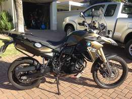 BMW GS800 F - 2013 Model in Exellent Condition with lots of Extra's