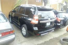 Toyota Land Cruiser prado few months used 2015model for sale