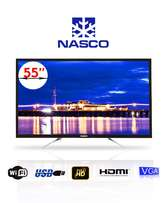 "Nasco 55"" inch full hd smart satellite led tv"
