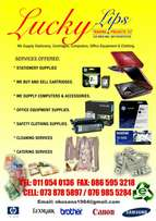 Cartridges, Inks and Toners we buy and we supply. We pay more for new