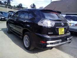 Toyota harrier ,automatic,super clean..trade in ok