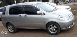 Clean Toyota Raum on sale