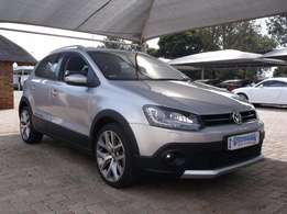 VW Polo Cross 1.2 TSI