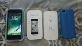 Apple iphone 5c 16g like brand new