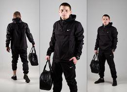 Анорак + Штаны +Подарок мужской спортивный костюм куртка, 12 цветов! 0ba89a73590