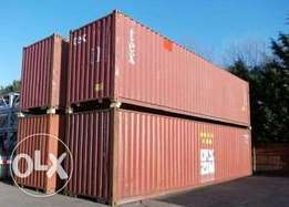 Used container 40ft