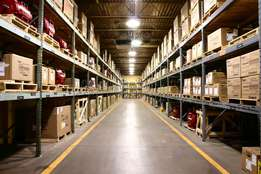 WAREHOUSE / GODOWN - 65,000/= per month