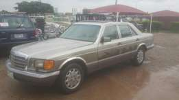 Classic super Mercedes benz 300se 1989 for those that know the value