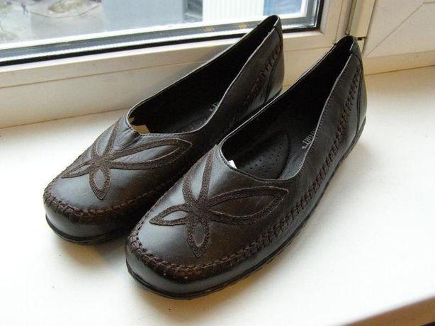 Кожаные Новые босоножки сандалии сандали балетки туфли мокасины Мариуполь -  изображение 1 4cff8f4ca8ac0