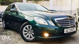 Mercedes Benz E250/2010/2,900,000/Army Royal Green/1800cc/37000kms