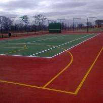 Sports Courts and Tar Surfaces