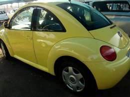 2000 VW Beetle 2L , Good Condition, R45000.00