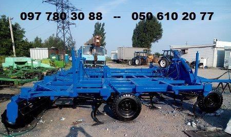 Farmet Культиватор прицепной  (Фармет)   – 7,5 м.  (Б/У)