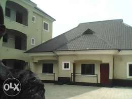 Bran new 2bedroom with federal light At Rumuibekwe Estate PH
