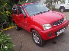 Toyota Cami, Clean Car, Automatic,1300CC, 4WD Optional