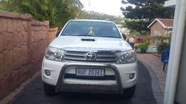 2009 Toyota Fortuner 3.0 D4D R/B