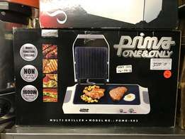Prima one & only multi griller (CS799)
