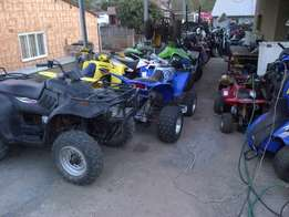 Atv Japense Quad Bike Parts Importers Sa Direct At Clives Bikes Dbn