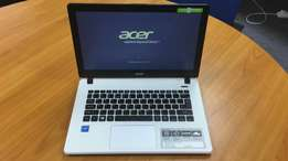 Acer Aspire ES 13, 4gb ram, 1TB HDD, immaculate condition