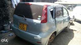 Salvage Nissan note