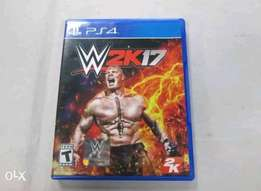 WWE 17 PS4 Game