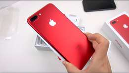 Brand new Apple iphone 7 plus red edition