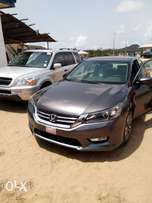 New Honda accord 2014